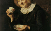 A coffee drinker.