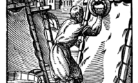 Parchment Making, Das Ständebuch, 1568