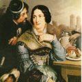 Georg Wilhelm Wanderer, Die schöne Münchnerin. Public domain image, available at http://commons.wikimedia.org/wiki/File:Die_sch%C3%B6ne_M%C3%BCnchnerin.jpg#mediaviewer/File:Die_sch%C3%B6ne_M%C3%BCnchnerin.jpg.