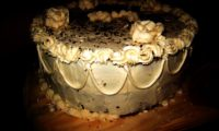 Charred Cake