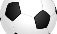 Image in public domain. Original available at http://upload.wikimedia.org/wikipedia/commons/6/6e/Football_%28soccer_ball%29.svg.
