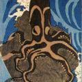 Kuniyoshi Utagawa, octopus, red fish. Public domain image, available at http://commons.wikimedia.org/wiki/File:Kuniyoshi_Utagawa,_octopus,_red_fish.jpg#mediaviewer/File:Kuniyoshi_Utagawa,_octopus,_red_fish.jpg.