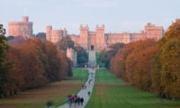 """""""Windsor Castle at Sunset - Nov 2006"""" by Diliff - Own work. Licensed under Creative Commons Attribution 2.5 via Wikimedia Commons - https://commons.wikimedia.org/wiki/File:Windsor_Castle_at_Sunset_-_Nov_2006.jpg#mediaviewer/File:Windsor_Castle_at_Sunset_-_Nov_2006.jpg"""