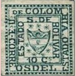 An_1863_stamp_of_Bolivar