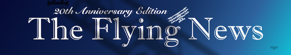 The Flying News: 20th Anniversary Edition