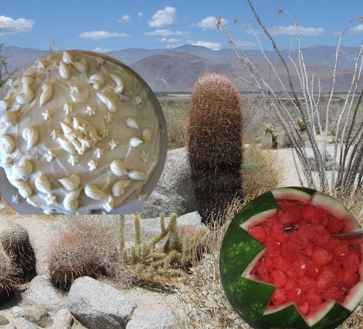 Desserts in the Desert