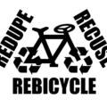 Redupe, Recuse, Rebicycle