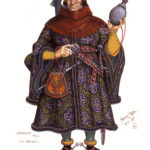 arthur_szyk_1894-1951-_the_canterbury_tales_the_manciple_1945_new_york