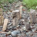 Miniature Stonehenge created by miniature Druids thousands of years ago.