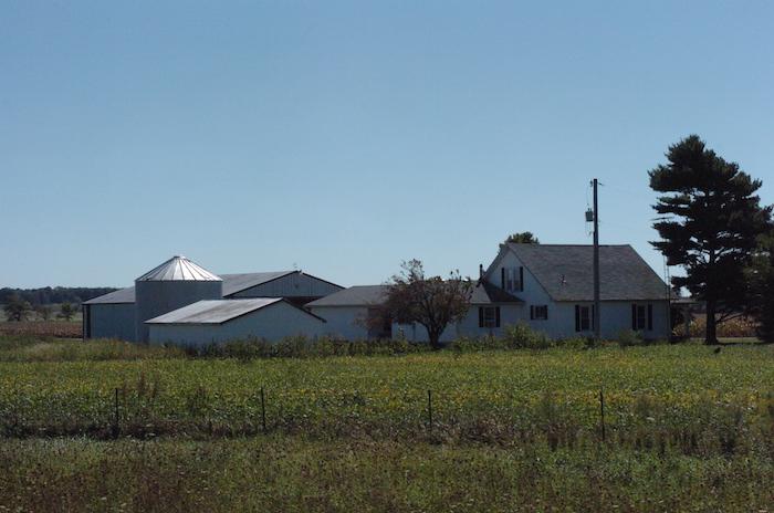 Farmhouse. Real farmhouse.
